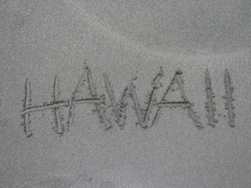 Hawaje - kilometr po kilometrze 2017 (część 1)