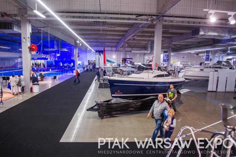 world travel show 2017 żaglówka