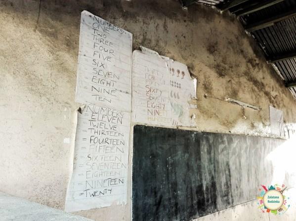 szkoła na Zanzibarze