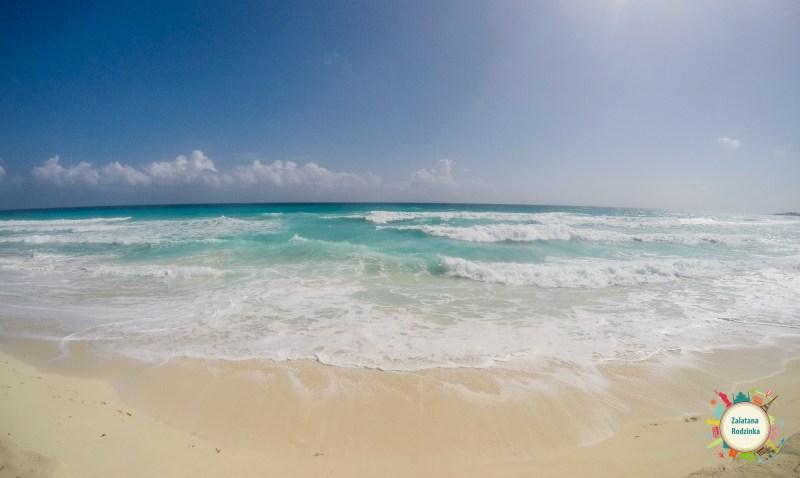 plaża meksyk cancun