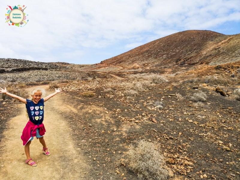 droga na wulkan fuertevetura