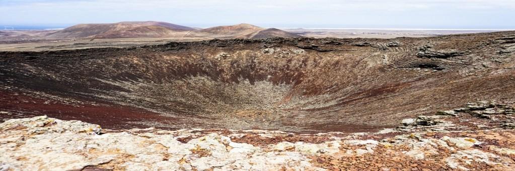 Wygasły wulkan Hondo