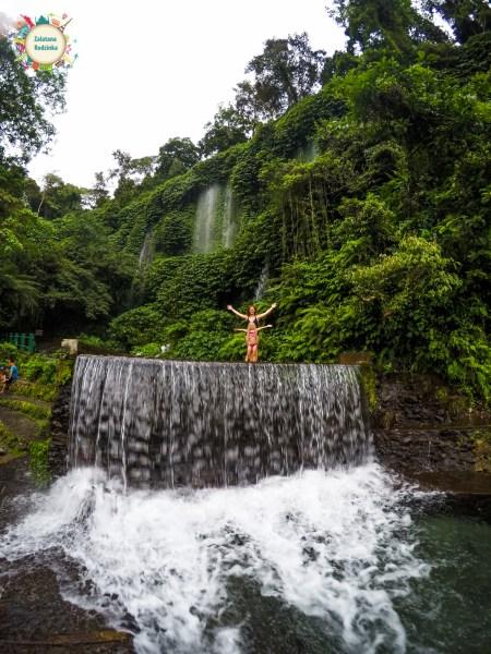 wodospad lombok