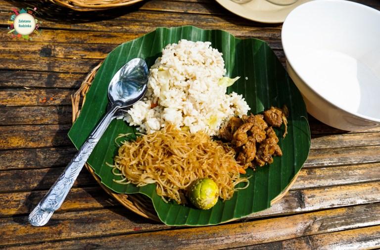 obiad na filipinach