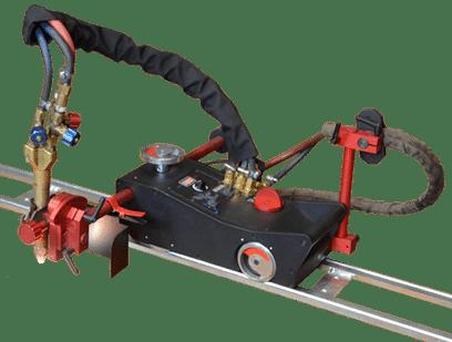 wózek do cięcia gazowego blach dragon promotech zalco