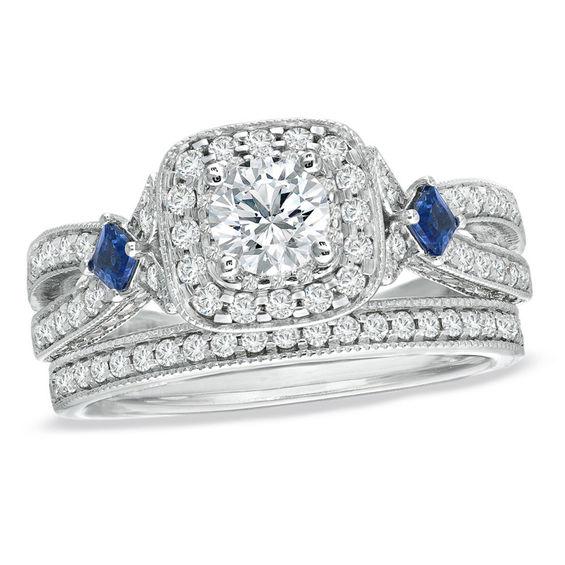 Vera Wang Love Collection 1 15 CT TW Diamond And