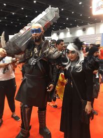 Bushra at Comic Con_003