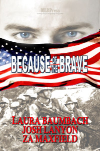 Becuase of The Brave print cover