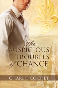 The Auspicious Troubles of Chance Book Cover 300