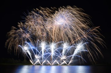 Zambelli Fireworks Wins Trico Homes International Fireworks Festival in Calgary