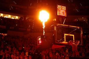 Indoor Flame - Sporting Events