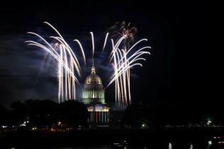 WV 150th Birthday- City of Charleston