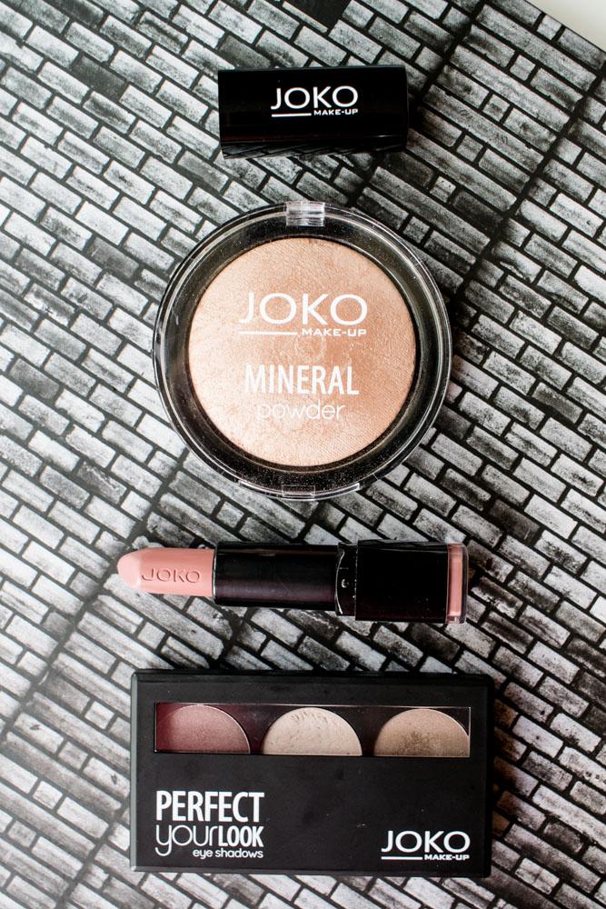 Machiaj rapid cu produse JOKO Make-up România