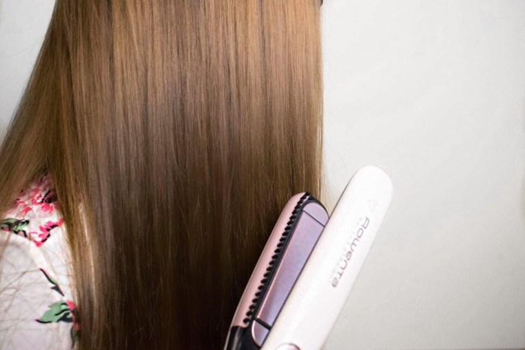 Review Rowenta Premium Care Brush & Straight