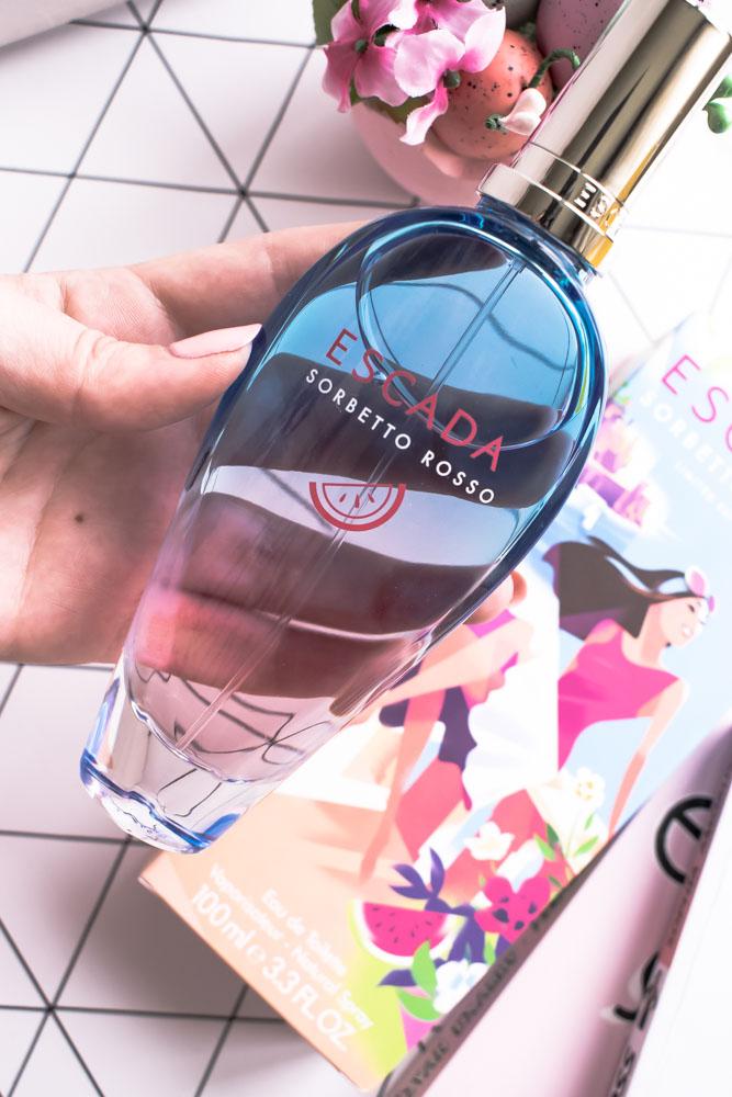 Cel mai delicios parfum - ESCADA Sorbetto Rosso