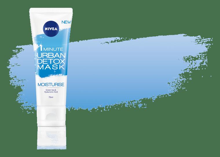 NIVEA Urban Skin - Detox intr-un minut
