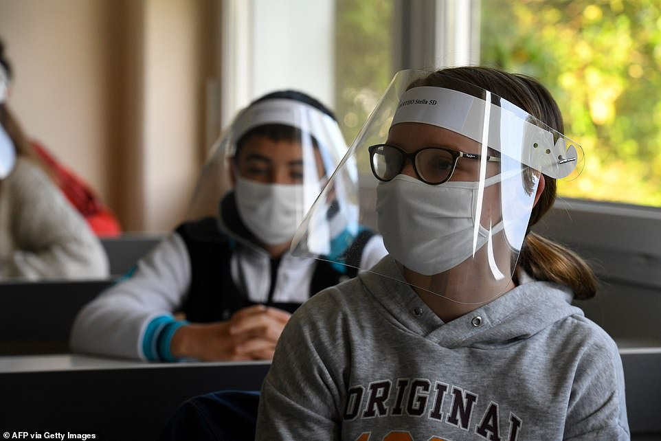 France reports 70 new coronavirus cases in schools a week after ...