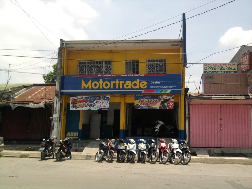 Motor trade hagonoy bulacan for Deal motors clinton hwy