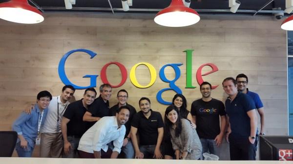 Google hosts Team Zameen! - Zameen Blog