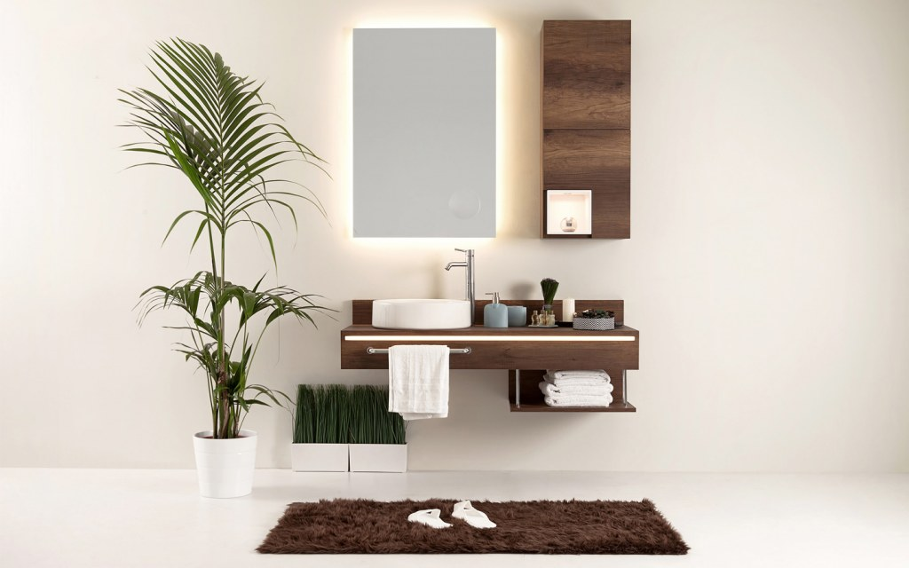 how to make your bathroom look spacious and lavish