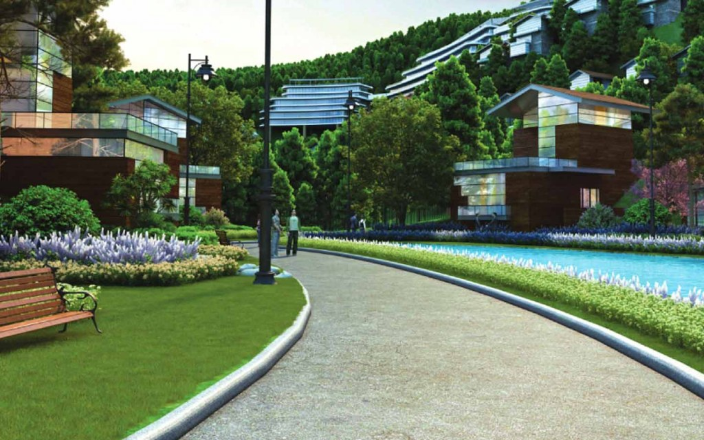 Parks and Lake planned for Patriata Resort Valley