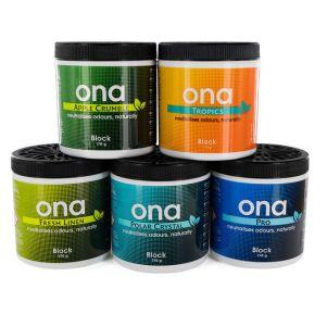 ONA Block Odour Neutraliser - Zamnesia