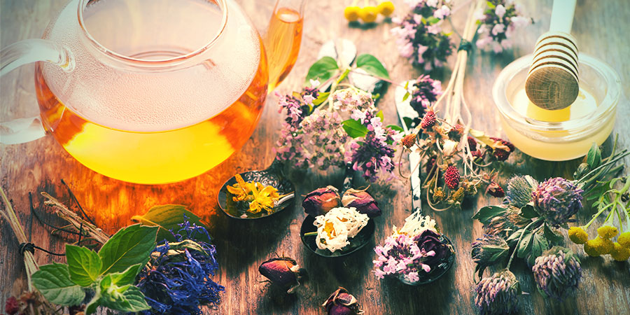 草药帮助您冥想