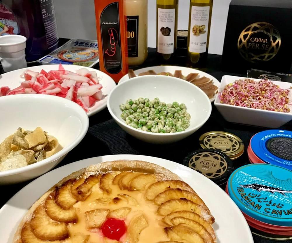 Productos en Espacio Gourmet 3.0