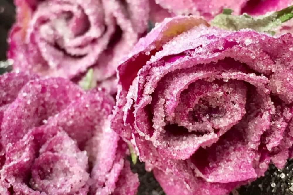 Innoflower, flores comestibles