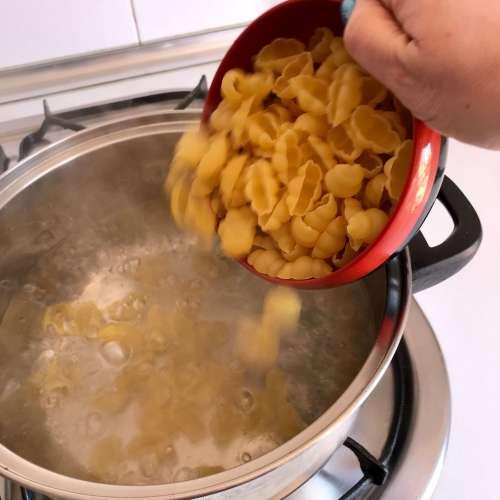 Receta de pasta