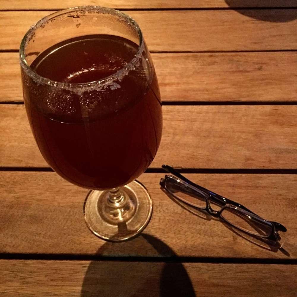 Canelazo, bebida de Colombia