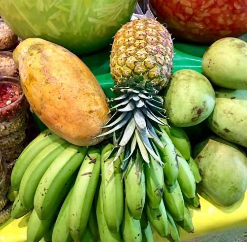 Frutas tropicales de Colombia
