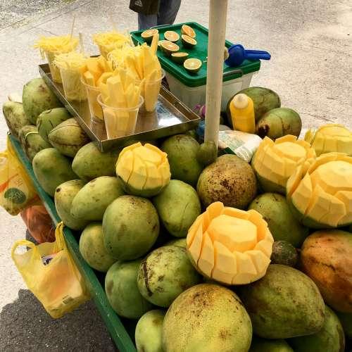 Mangos colombianos