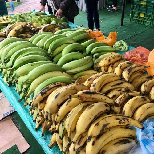 Plátanos de Colombia