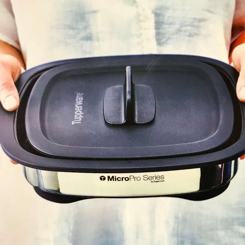 MicroPro Grill de Tupperware