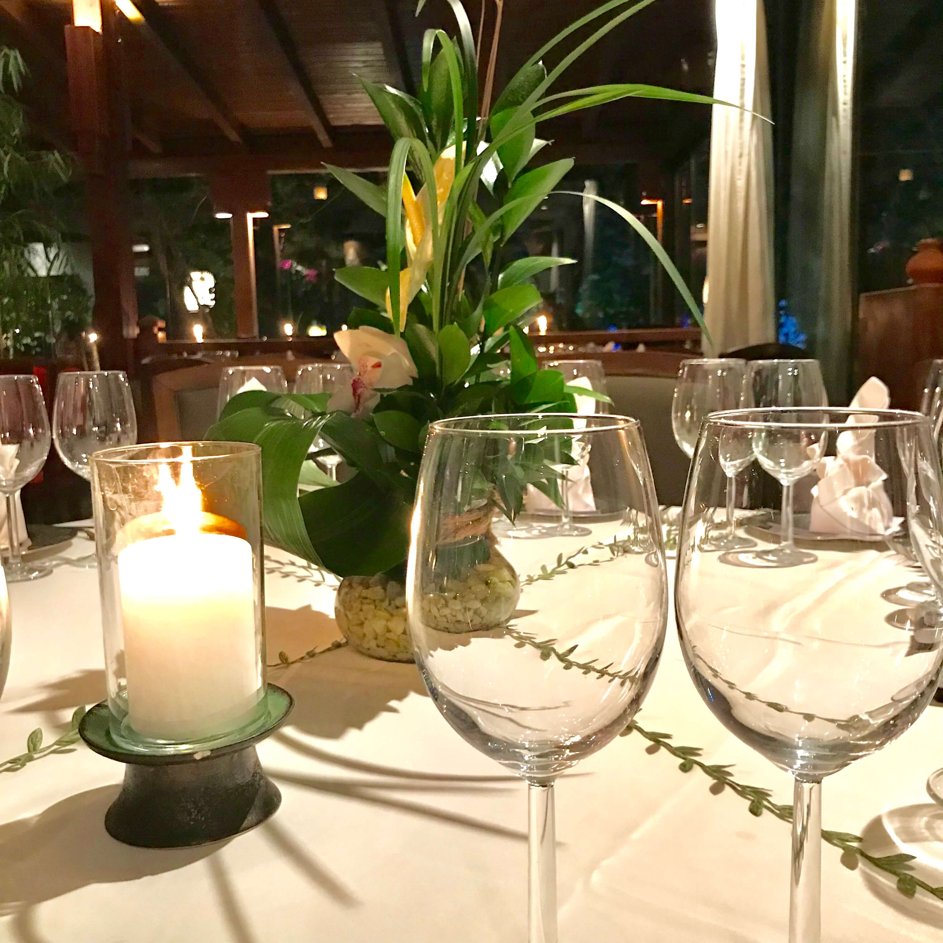 Restaurante Thai Garden Madrid