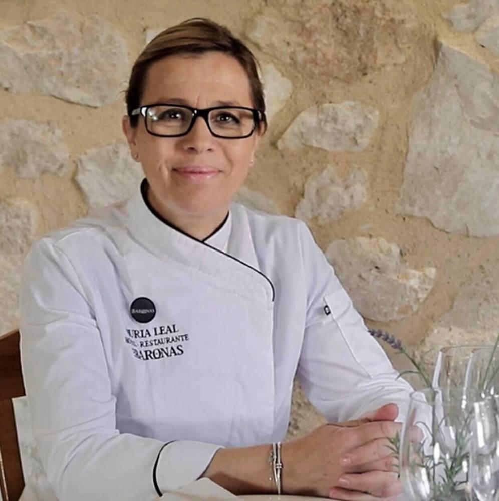 Nuria Leal, propietaria del Hotel Las Baronas
