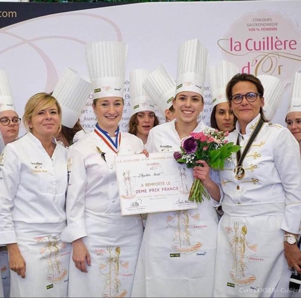 La Cuillère D'Or España 100% femenino