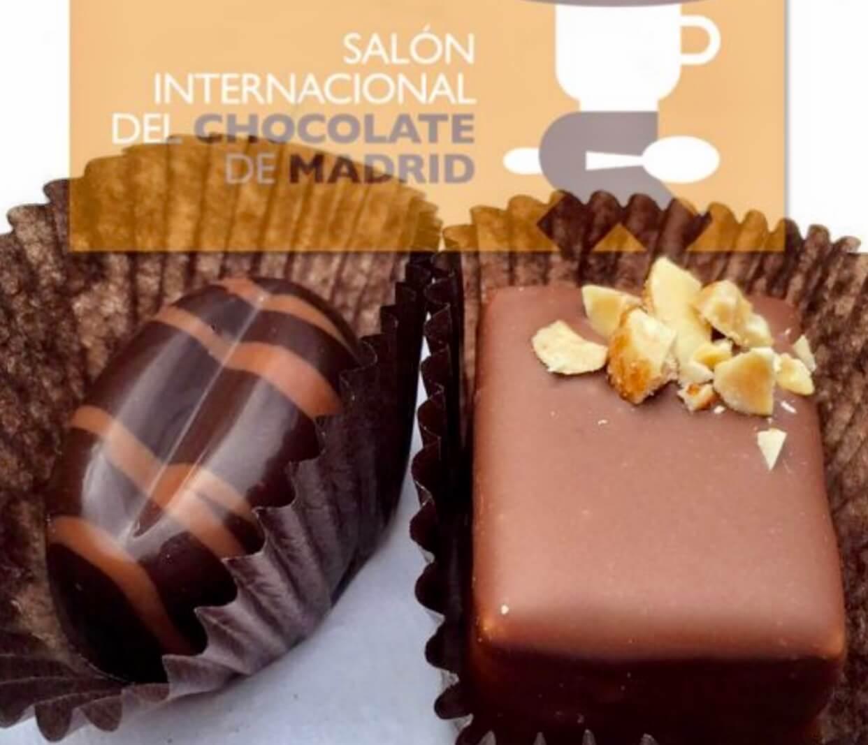 II Salón Internacional del Chocolate