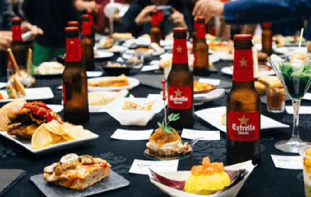 Cerveza Estrella Damm