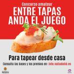ENTRE TAPAS ANDA EL JUEGO