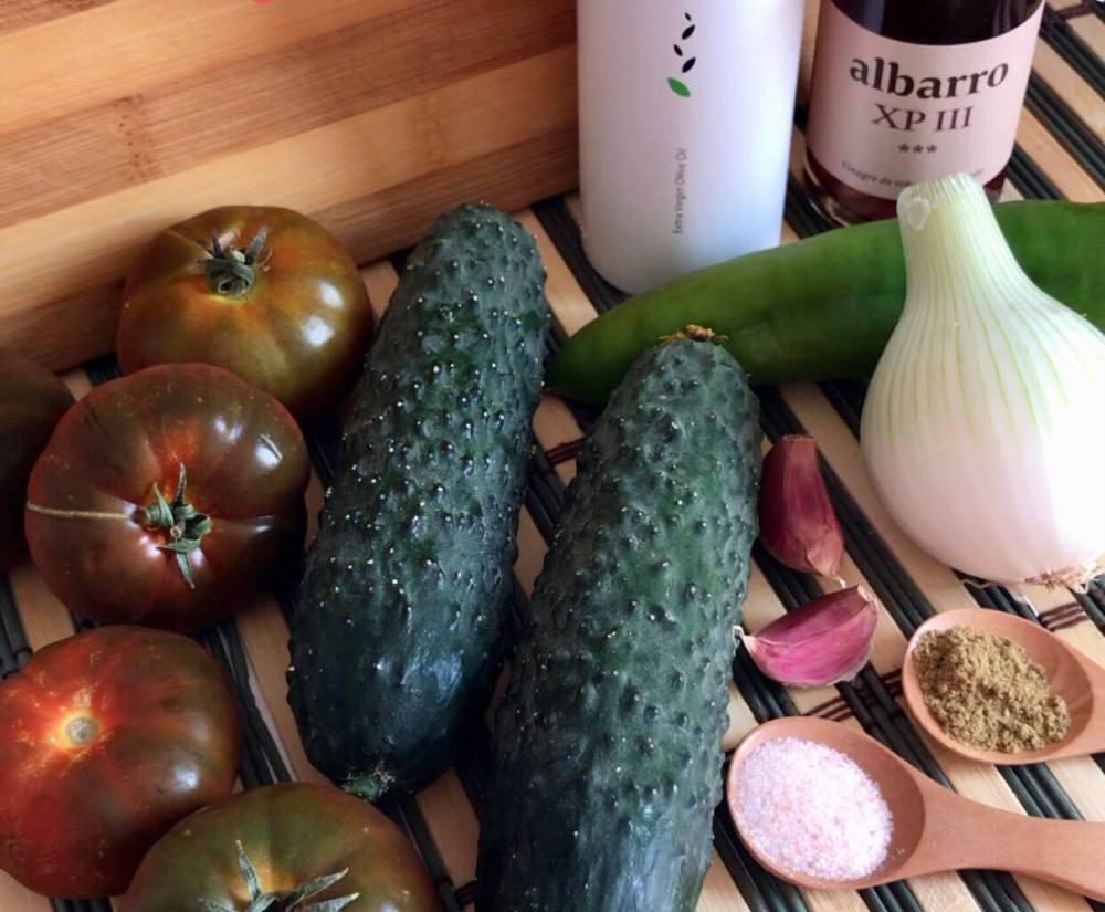 Verduras españolas