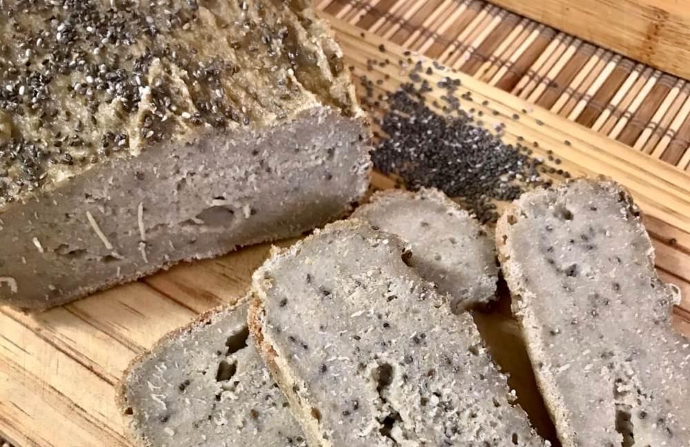 Receta de pan de avena integral