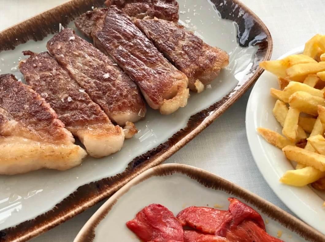 Carnes en la Taberna de Elia