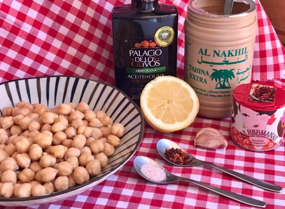 Ingredientes de cocina