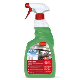 Sgrassatore MULTI ACTIV 750 ml