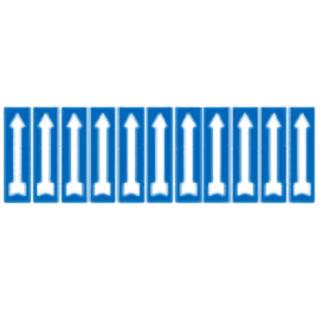 Etichette Adesive con Frecce in 5 colori