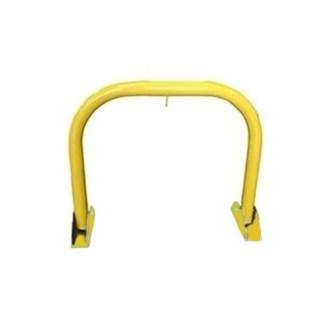 Archetto antisosta abbattibile giallo