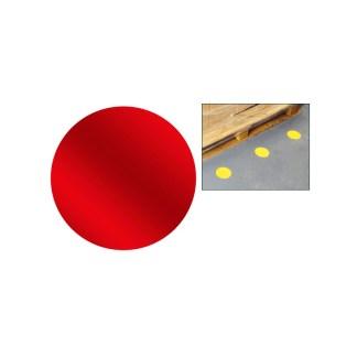 Adesivo da pavimento per delimitare percorsi a forma di cerchio art. DMD05 e DMD09