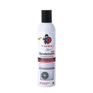 Spray disinfettante battericida GERMO TECH 400 ml